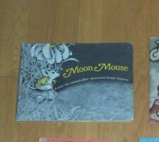 New listing 1969 Moon Mouse Book Adelaide Holl Cyndy Szekeres Hardcover Book, Vgc