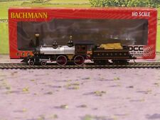 More details for bachmann 52704 ho scale american 4-4-0 loco - santa fe - mint boxed