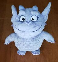 "Disney Vampirina GREGORIA THE GARGOYLE 7"" Plush Purple STUFFED ANIMAL EUC"