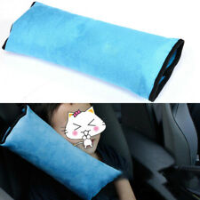 Car Kids Blue Safety Strap Cover Harness Pillow Shoulder Seat Belt Pad Cushion