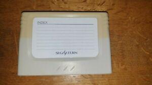 Official SEGA Saturn Backup Memory Cartridge