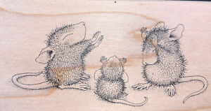 Stampa Rosa House Mouse 362  Family Feeling (Muzzy)  1999