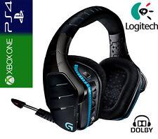 Logitech G633 Artemis Spectrum 7.1 Pro Surround Gaming Headset RGB Backlight