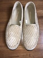 OAKLEY Humidor Shoe Loafers 11 1/2 Tan DISCONTINUED STYLE EXCELLENT 🔥🔥🔥
