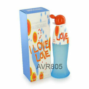 Moschino I Love Love Cheap Chic 100ml Women EDT Tester
