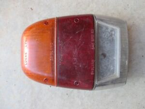 Triumph 2000 Mark 1 Tail Light 1963 - 1969 first gen
