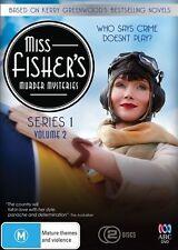 Miss Fisher's Murder Mysteries : Series 1 : Part 2 (DVD, 2012, 2-Disc Set) New