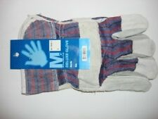 deluxe gloves worker's safety protection one size new