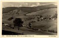 Todtnauberg Schwarzwald Postkarte ~1950/60 Gesamtansicht Panorama mit Belchen