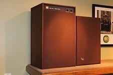 One New Pair of JBL Studio Monitor 4310 4311 4312 Brown Speaker Grille Covers