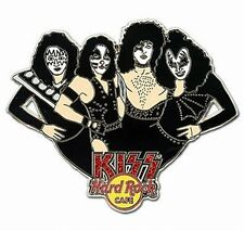 KISS Hard Rock Cafe Pin Group HILT LE 100 2006