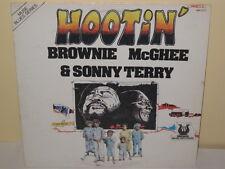 BROWNIE McGHEE & SONNY TERRY - Hootin' ~ MUSE 5177 <1959-1961> w/Westbrook >RARE