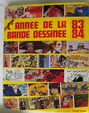 L'annee de La BANDE DESSINEE 83/84