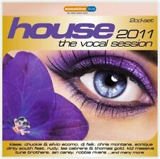 House: The Vocal Session 2011 - Various (2CDs) Neu