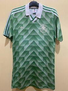 West Germany Deutschland Away Jersey Football Shirt 1988/90