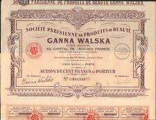DECO => Produits de Beauté GANNA WALSKA (H)