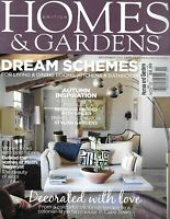 Homes And Gardens Magazine Living Dining Rooms Kitchens Bathrooms Wool Terrace