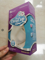 The Diva Cup Menstrual Model 2, for Women over 30 Years Old Reusable