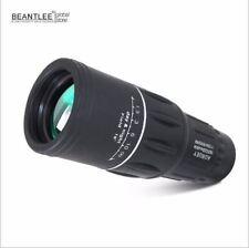 16x52 Zoom Telescopio Monocular Mini Negro Alta quilaty Lente Óptica Foco único T
