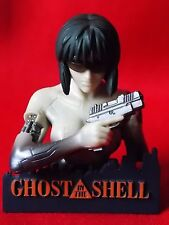 "Ghost in the shell MOTOKO KUSANAGI SOLID PVC Figure 2.5""  6.5cm / UK DESPATCH"