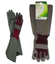 Professional Rose Pruning Thornproof Gardening Women's Medium, Grey & Maroon