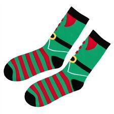 2 Pairs of Men's Novelty Christmas Socks