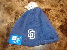 SAN DIEGO PADRES     BABY BEANIE KNIT  '''INFANT'  NEWEERA  HAT CAP TOQUE SKULL