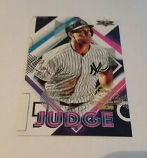 🔥Hot🔥2020 Topps Fire Preview Aaron Judge FP-1 National Card Day NY Yankees🔥