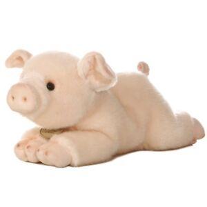 Miyoni Medium 11 inched Pig Pink Laying Down AU10904