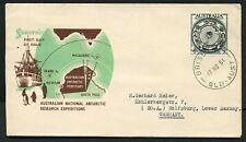 Australia 1954 Aat - Fdc