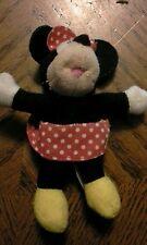 Kellogg's Cereal Toy Premium: Walt Disney World Minnie Mouse mini bean doll