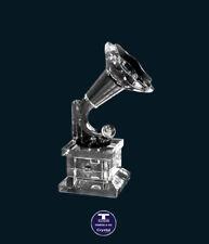 "[SPECIAL OFFER] ""Gramophone"" Austrian Crystal Figurine was AU$52.00"