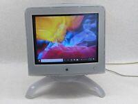 "Apple Studio Display M6496 17"" VintageVGA CRT Macintosh G3 Mac Monitor Dark Blue"