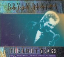 BRYAN DUNCAN - The Light Years - CD - NEW