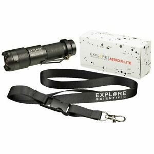 Explore Scientific ASTRO R-LITE Red Light Astronomical Flashlight (UK Stock) NEW