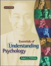 Essentials of Understanding Psychology, 5th Edition Robert S. Feldman Paperback