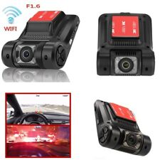 "Auto Accessories-2.45"" WIFI Car Dash Cam DVR 1080P F1.6 Aperture NOVATEK NT96658"