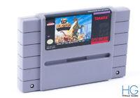 King Of Monsters - Super Nintendo SNES Retro Game Cartridge USA NTSC