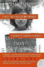 First They Killed My Father: A Daughter of Cambodia Remembers (P.S.), Excellent,
