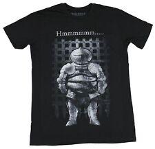 Dark Souls Mens T-Shirt -HMMMMM Big Knight Image