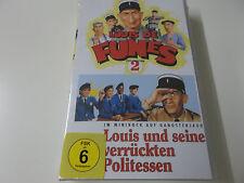 39127 - LOUIS UND SEINE VERRÜCKTEN POLITESSEN - FSK6 VHS VIDEO - NEU (DE FUNES)