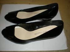 Franco Sarto Women's Voyage Wedge, heels, 8, M  - Black