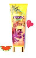 NEW WT VICTORIA'S SECRET TROPICAL HEAT Fragrance Body Lotion cream 8 oz / 236 ml
