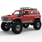 Cross RC SU4C 1/10 Demon 4x4 Crawler Kit-Full Hard Body SUV CNC Wheels CZRSU4C