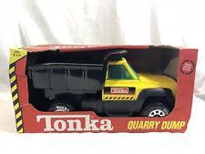 NEW Tonka Quarry Dump Truck 1998 RARE