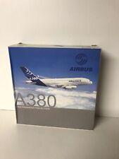 Avion metal maquette Airbus A380 Dragon officiel aviation neuf