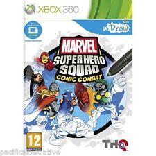 NEUF: jeu MARVEL SUPER HERO SQUAD COMIC COMBAT sur xbox 360 en francais spiel