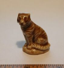 Wade Whimsies Tiger Red Rose Tea Figurine 2nd US Series 1985-1994 - England