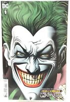 Joker Year Of The Villain #1 Brian Bolland VARIANT John Carpenter DC Comics New