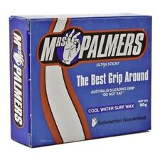 Mrs Palmers Cool Water Surf Wax 90g 3 Pack